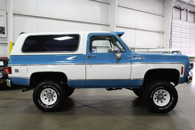 1979 Gmc Jimmy 1500 Gr Auto Gallery