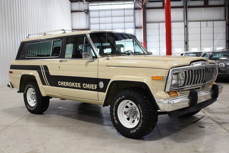 1983 jeep cherokee gr auto gallery. Black Bedroom Furniture Sets. Home Design Ideas