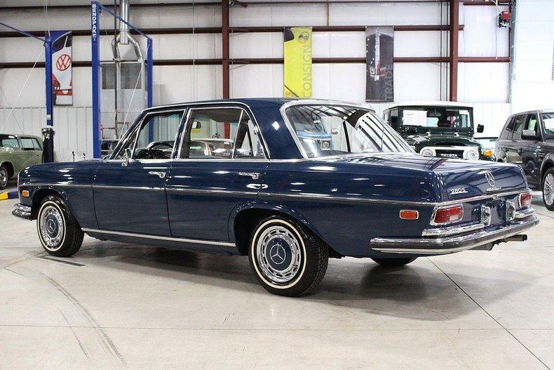 1968 mercedes benz 280s gr auto gallery for 1968 mercedes benz