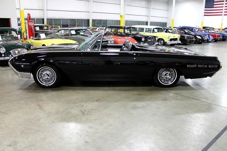 1962 1962 Ford Thunderbird For Sale