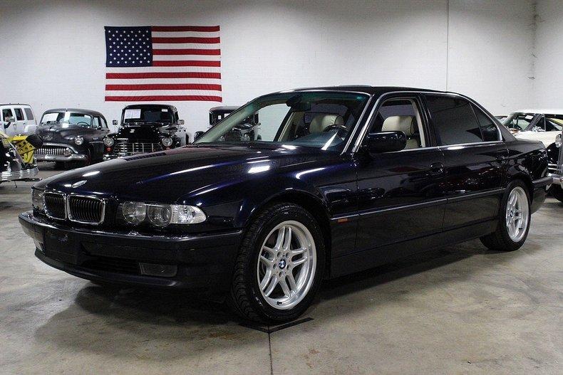 2000 BMW 750iL  GR Auto Gallery