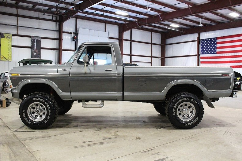 1978 Ford F250   GR Auto Gallery