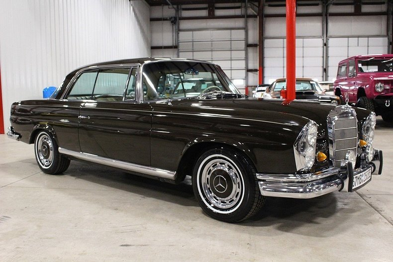 1967 mercedes benz 250se gr auto gallery for Mercedes benz grand rapids