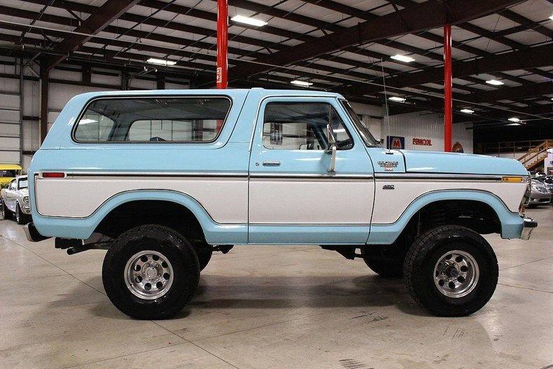 The New Ford Bronco >> 1979 Ford Bronco | GR Auto Gallery