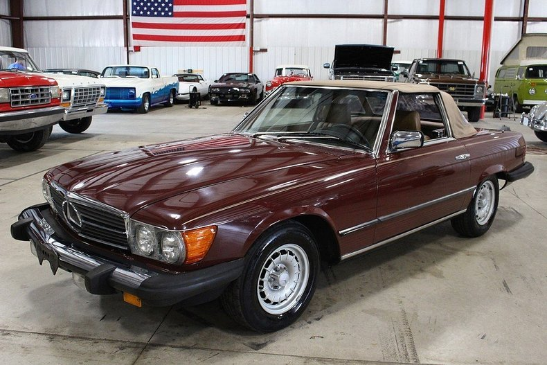 1984 mercedes benz 380sl gr auto gallery for Mercedes benz engine oil specifications