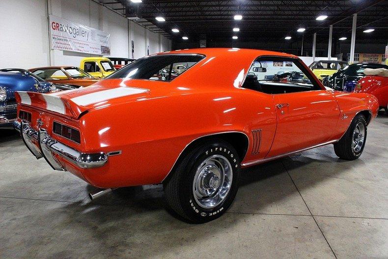 1969 Chevrolet Camaro Gr Auto Gallery Autos Post