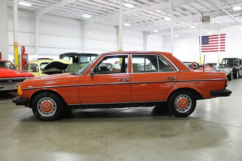 1979 mercedes benz 240d gr auto gallery for Mercedes benz 240 d