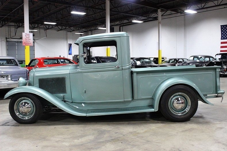 1934 ford pickup gr auto gallery. Black Bedroom Furniture Sets. Home Design Ideas