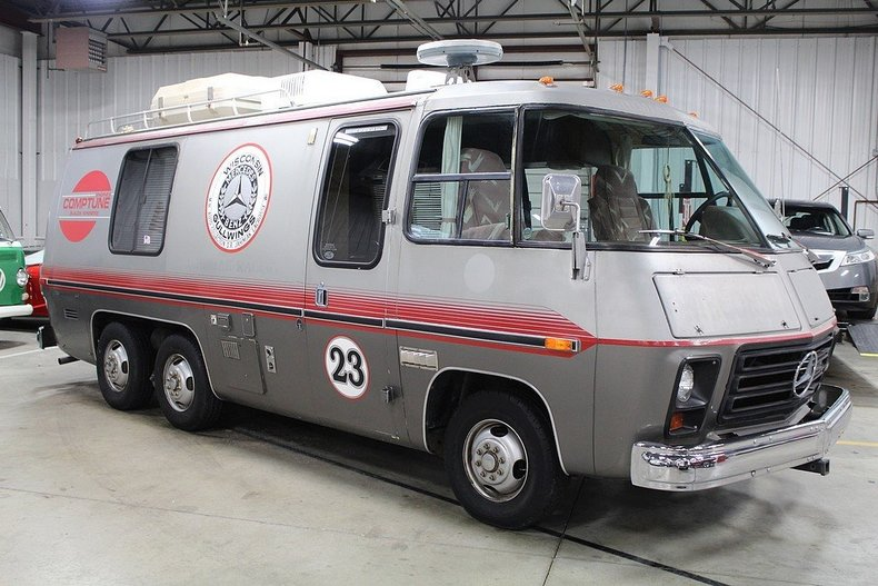 Front Wheel Drive Camper : Gmc front wheel drive motorhome gr auto gallery