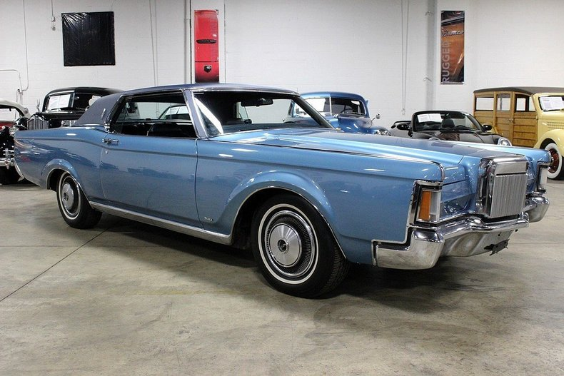 1970 lincoln continental gr auto gallery. Black Bedroom Furniture Sets. Home Design Ideas