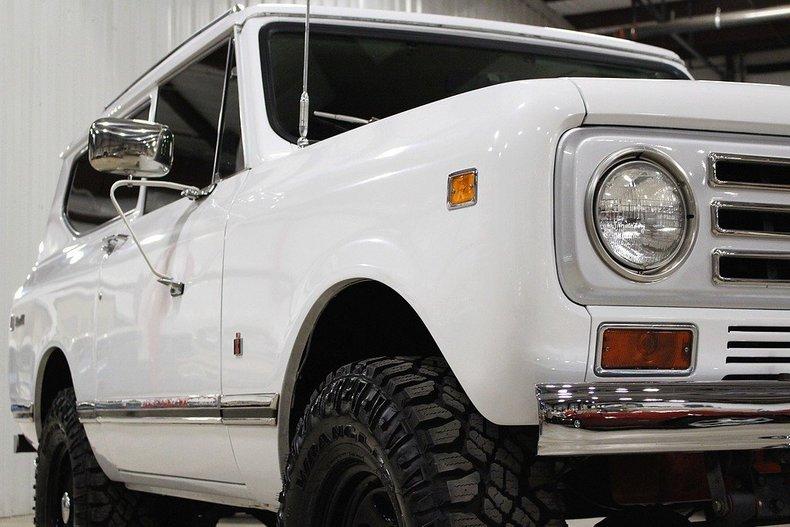 1972 1972 International Scout II For Sale