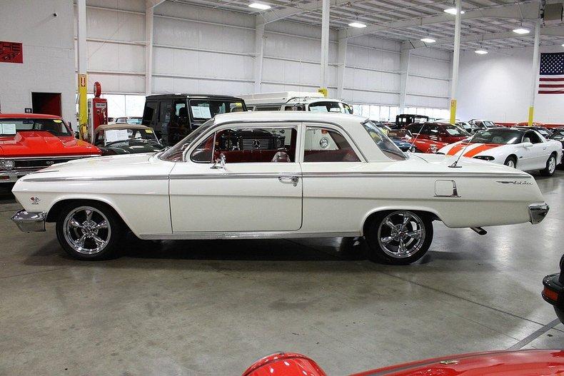 West Coast Auto Sales >> 1962 Chevrolet Bel Air | GR Auto Gallery