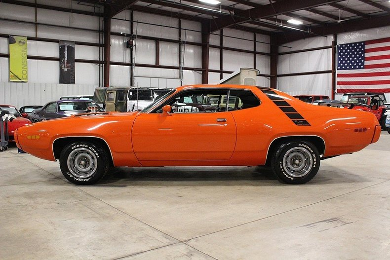 Road Runner Auto Sales >> 1971 Plymouth Road Runner | GR Auto Gallery