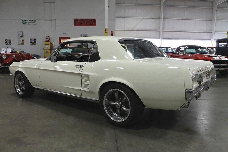 1967 Ford Mustang Gr Auto Gallery