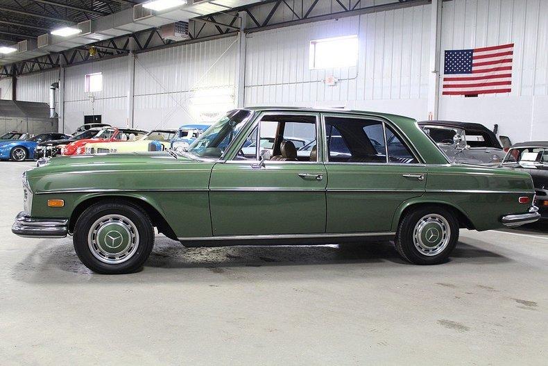 1968 Mercedes Benz 280s Gr Auto Gallery