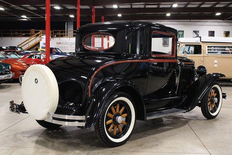 1930 pontiac big six gr auto gallery for 1930 pontiac 3 window coupe