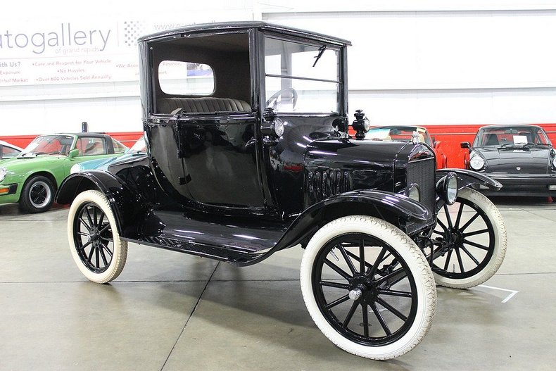 Metro Auto Sales >> 1918 Ford Model T Pillarless Coupe | GR Auto Gallery