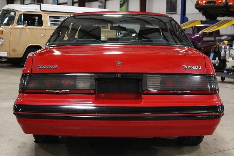 1988 Ford Thunderbird Gr Auto Gallery