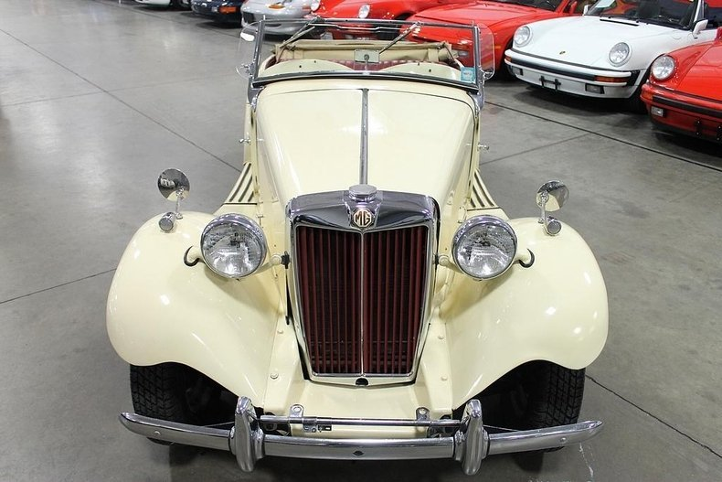 1950 1950 MG TD For Sale