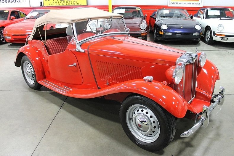 1952 1952 MG TD For Sale