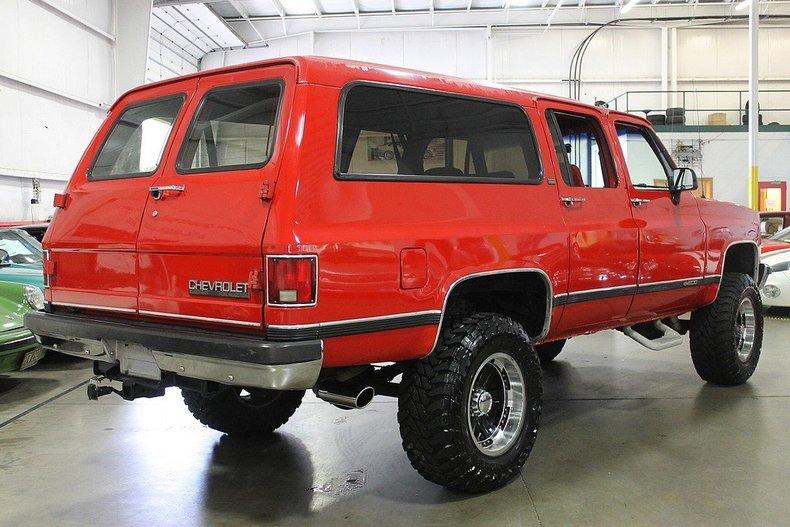 1991 Chevrolet Suburban Gr Auto Gallery
