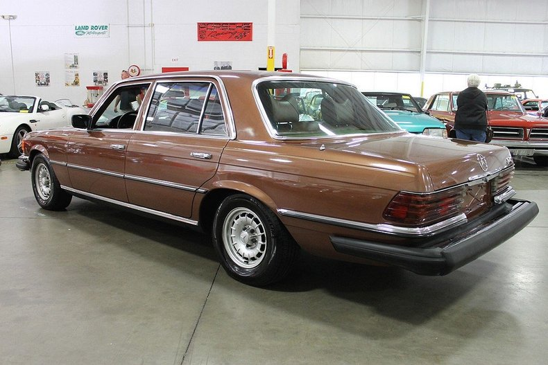 1979 mercedes benz 450 sel 6 9 gr auto gallery for Mercedes benz 450 sel 6 9
