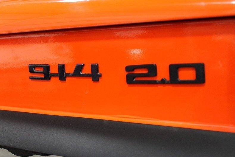 1973 1973 Porsche 914 For Sale