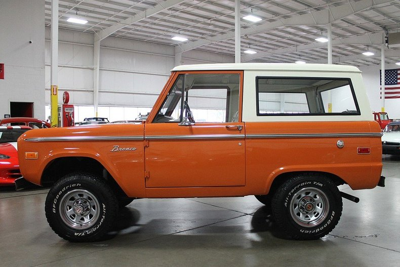 Old Bronco Car For Sale