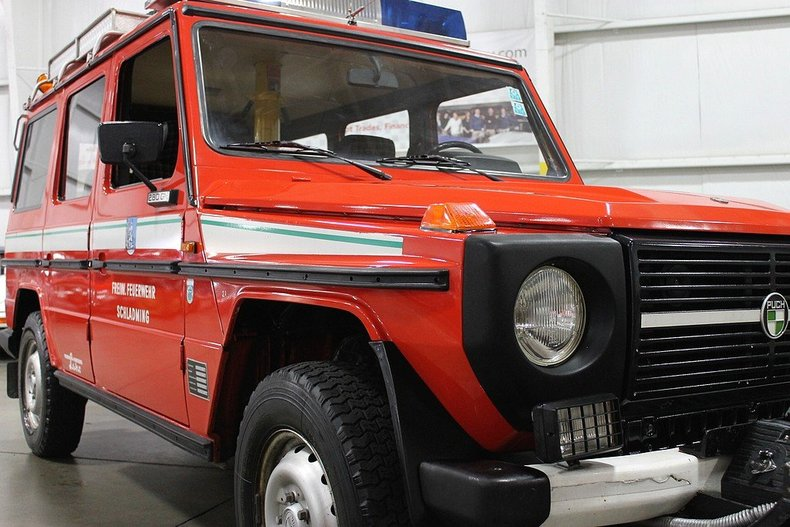 Find used 1980 mercedes 280ge schladming austria fd in for Mercedes benz grand rapids