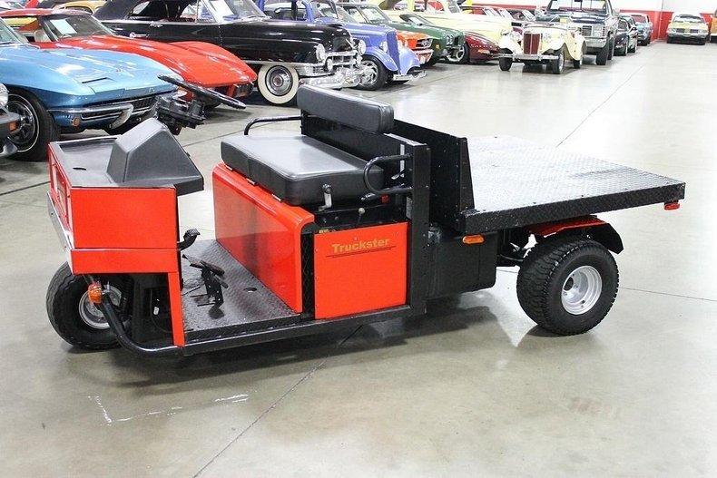 1987 1987 Cushman Truckster For Sale