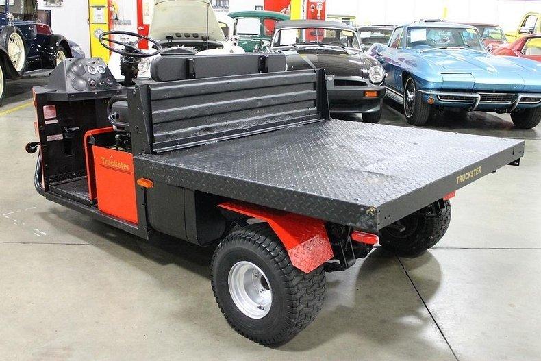 Metro Auto Sales >> 1987 Cushman Truckster | GR Auto Gallery