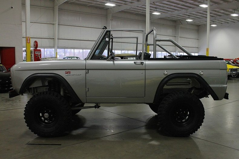 1972 Ford Bronco  GR Auto Gallery