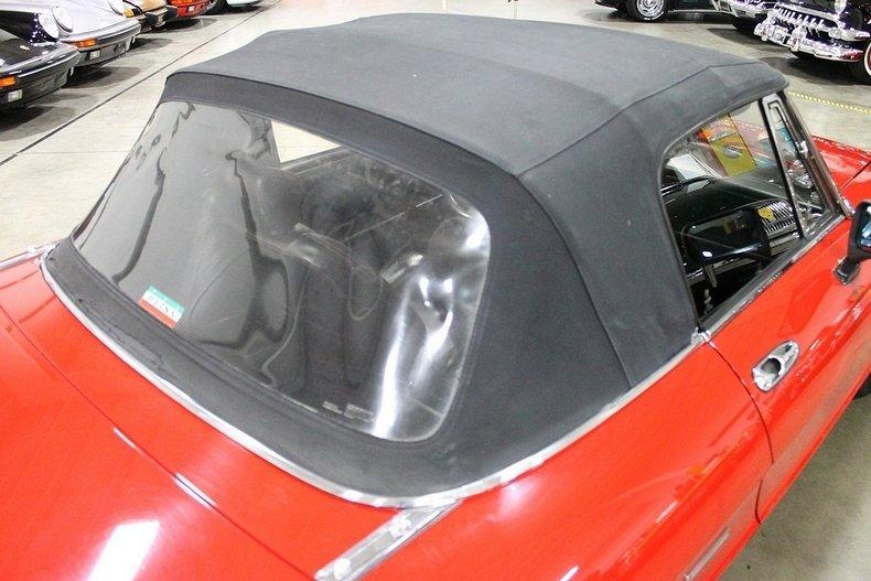 1989 1989 Alfa Romeo Veloce spyder For Sale