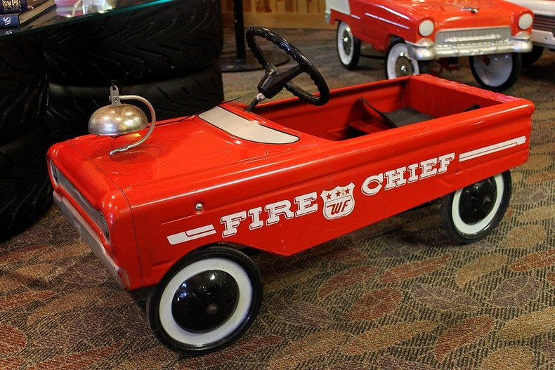 fire chief car with bell gr auto gallery. Black Bedroom Furniture Sets. Home Design Ideas