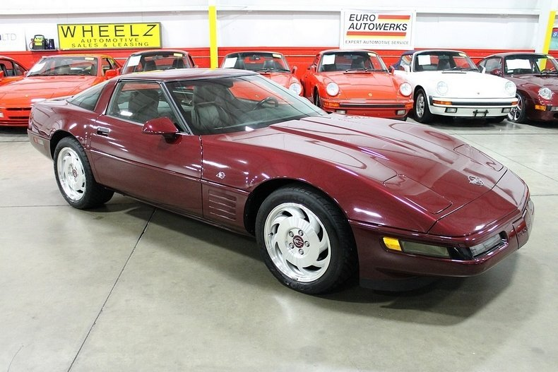 1993 1993 Chevrolet Corvette For Sale