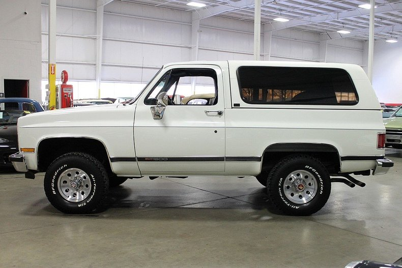 1989 Gmc Jimmy 1500 Gr Auto Gallery
