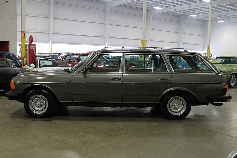 1985 mercedes benz 300td turbo diesel gr auto gallery for Mercedes benz 300td
