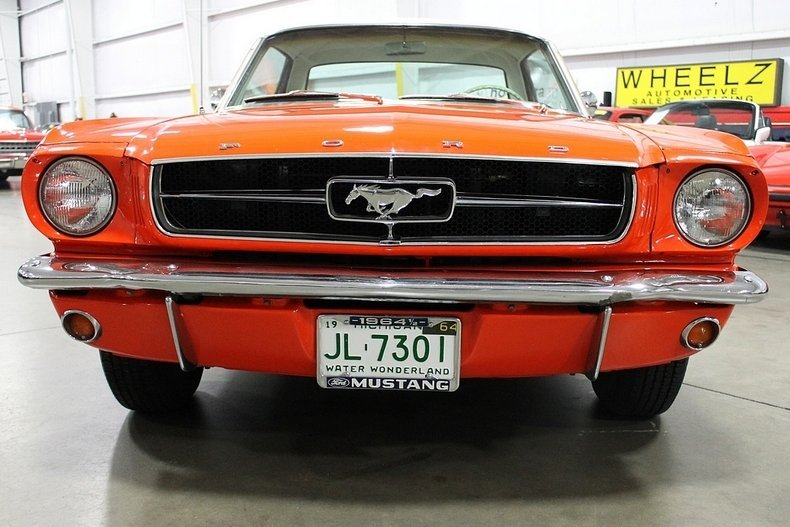 1964 1 2 Ford Mustang Gr Auto Gallery