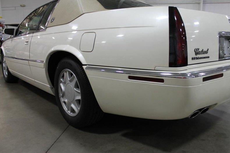 2000 2000 Cadillac Eldorado For Sale