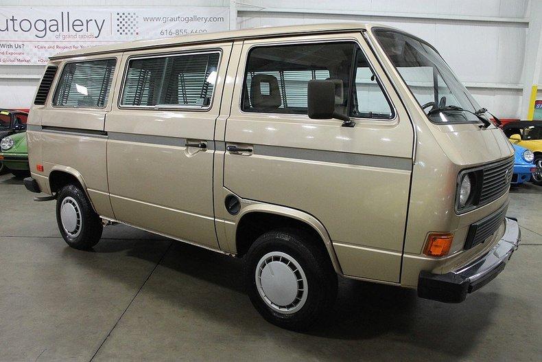"""Buy used 1985 Volkswagen Vanagon / Bus """"7 Seats of Fun"""" in ..."""