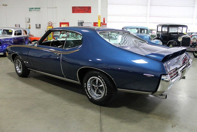 Liberty Auto Sales >> 1969 Pontiac GTO | GR Auto Gallery