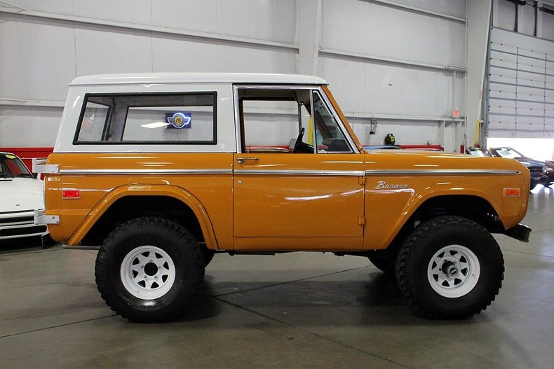Ford Bronco Tires >> 1976 Ford Bronco | GR Auto Gallery