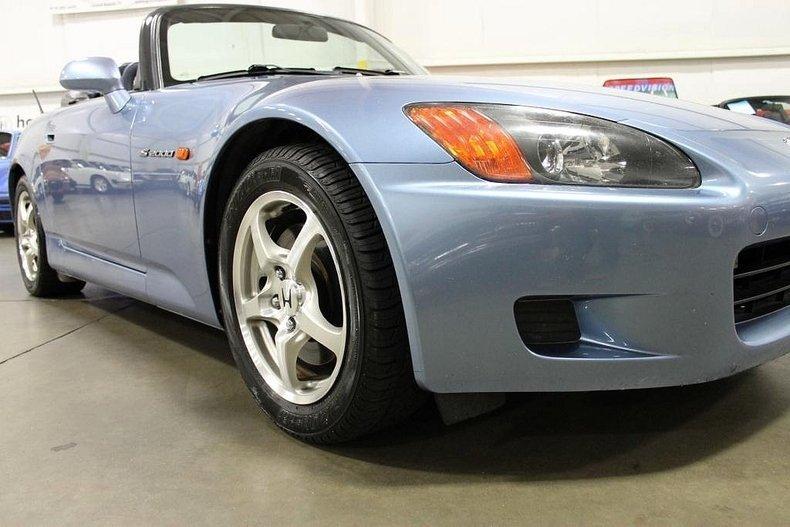 2002 2002 Honda S2000 For Sale