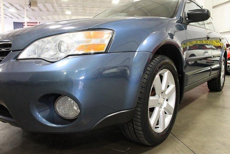 2006 2006 Subaru Outback For Sale