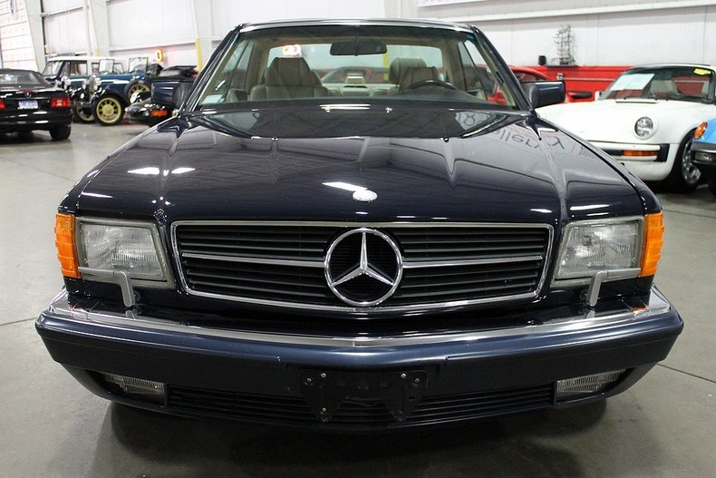 1990 mercedes benz 560sec gr auto gallery for Mercedes benz grand rapids