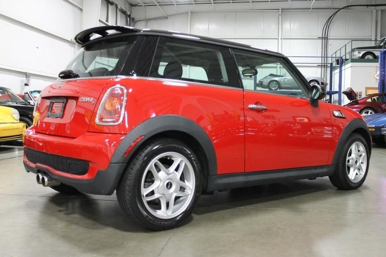 2007 2007 MINI Cooper S For Sale