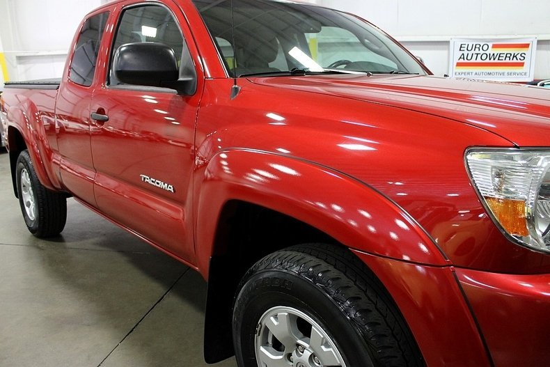 2009 2009 Toyota PreRunner SRS Access Cab For Sale