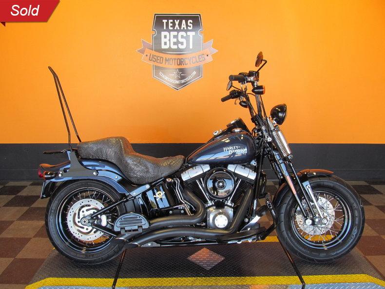 2009 Harley-Davidson Softail Crossbones