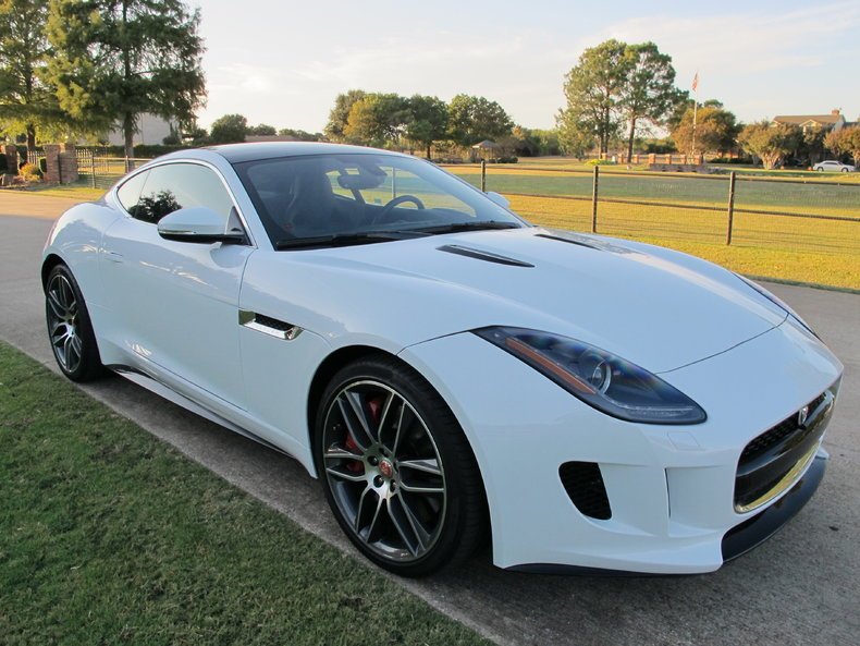 2015 Jaguar F Type R