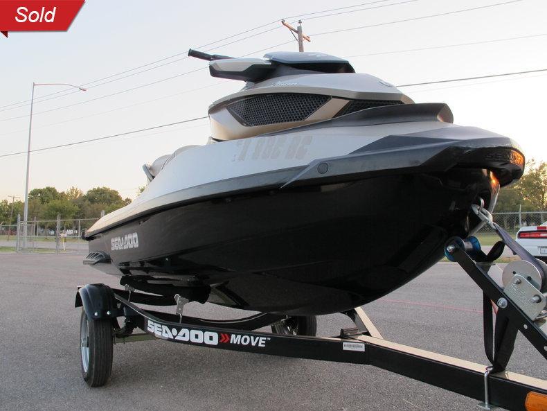 Sea Doo Vehicle